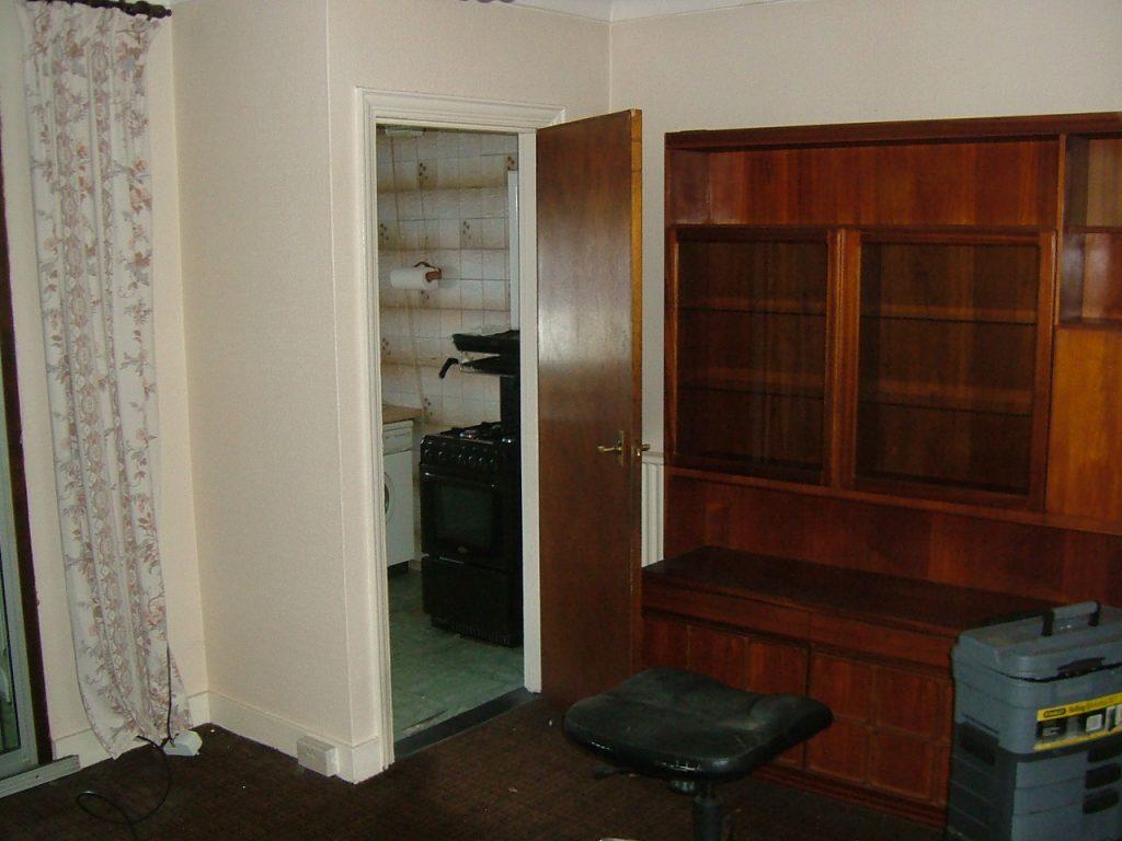 Backroom Before 2