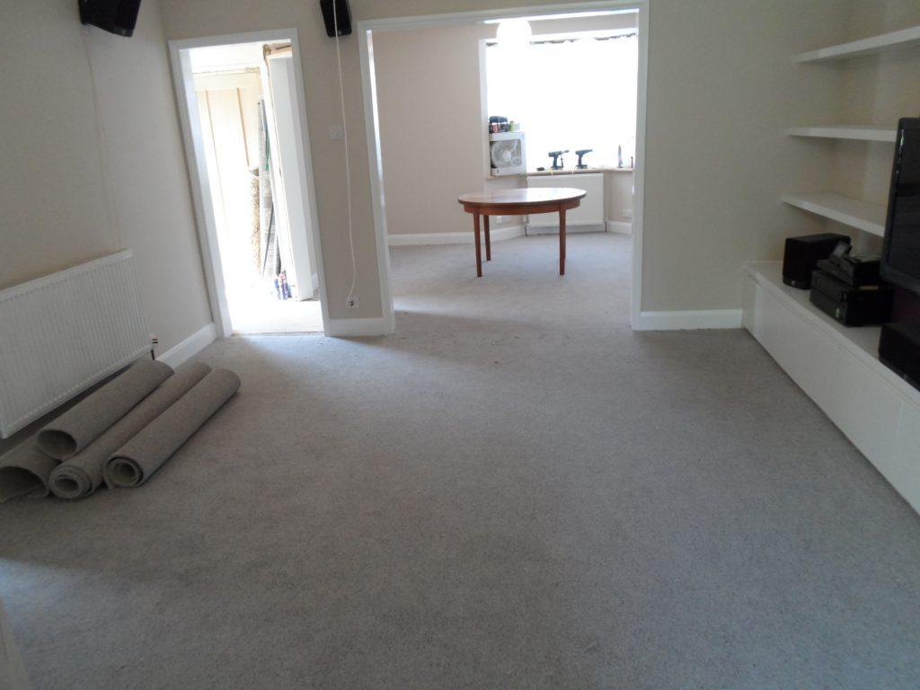 Carpet Laid