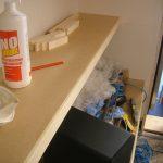 Shelf Trim Cut Flush