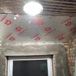 Insulation, 2nd Layer