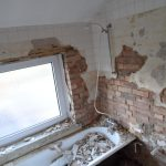Stripping Bathroom 2