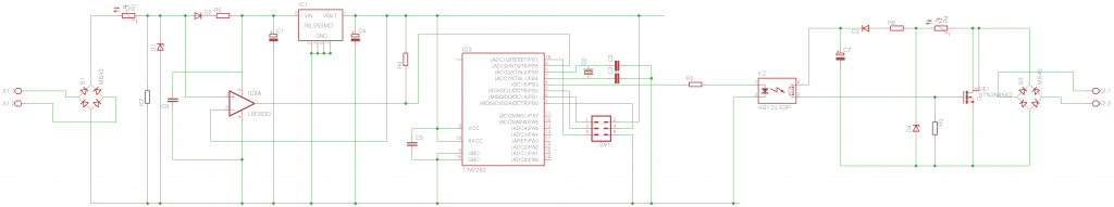 DALI Filter v2 Schematic