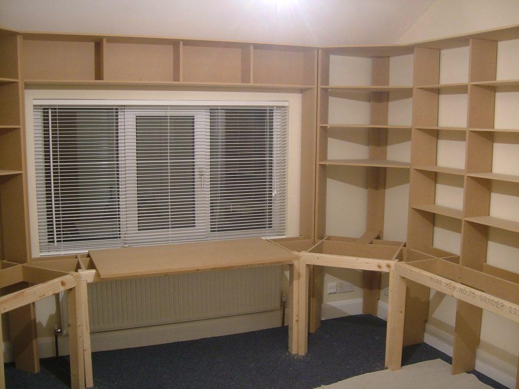 Front Shelf
