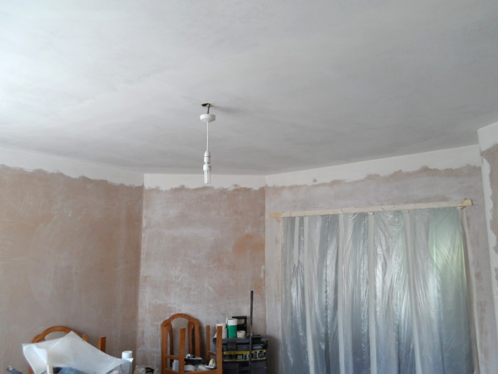 Ceiling Stain Block