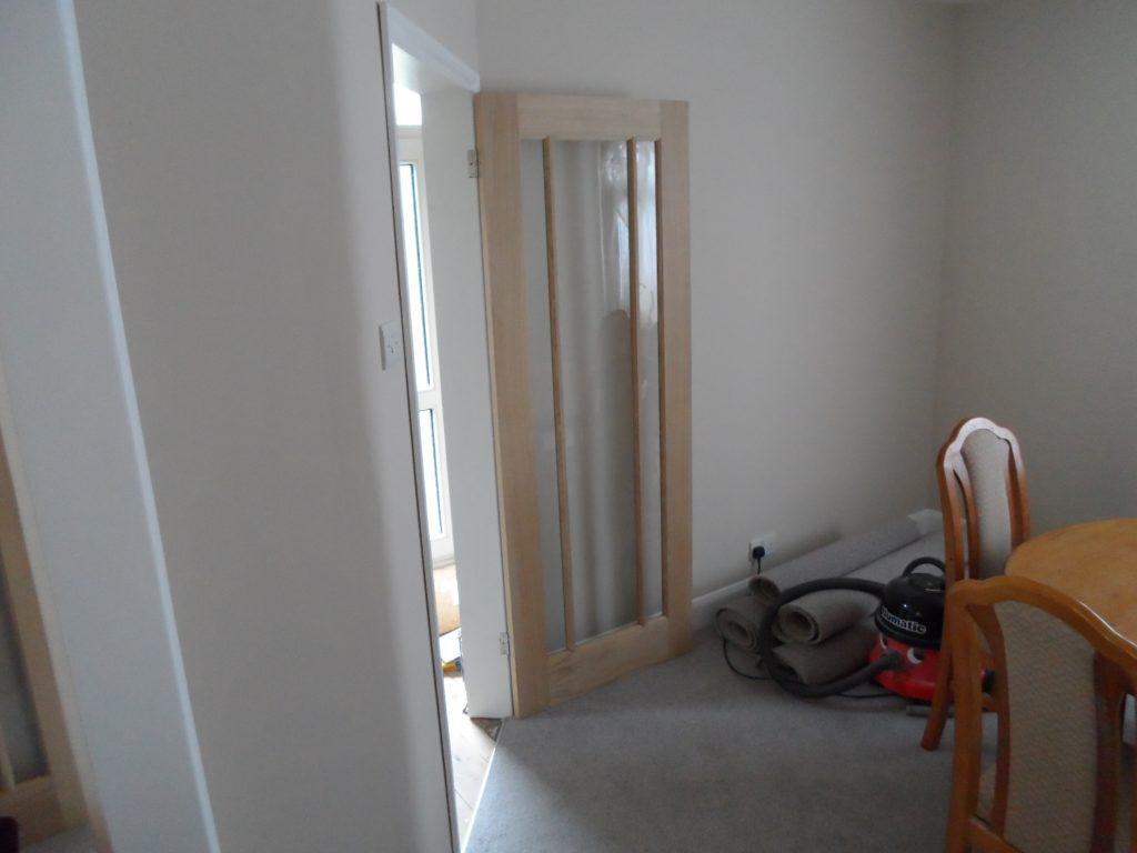 Doors Hung