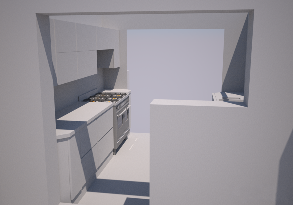 Kitchen Design 1