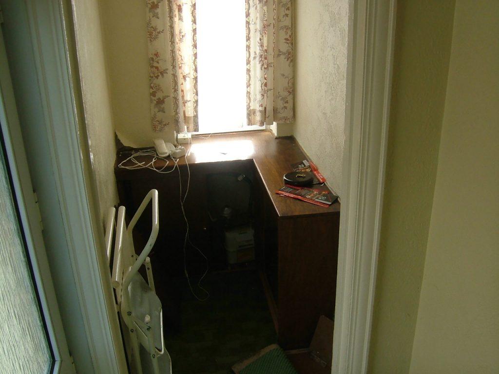 Meter Room