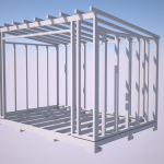 Shed Design - Frame