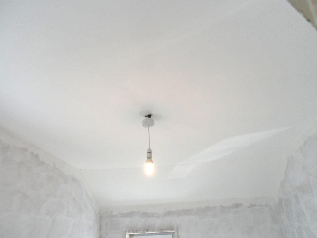 Ceiling Painted
