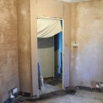 Last Walls Plastered