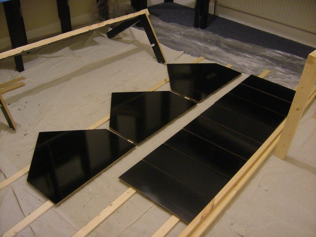 Still Painting Desk