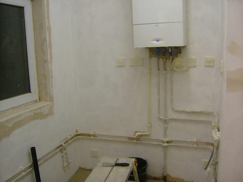 Utility Room Mist Coat
