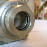 Input Shaft O-Ring