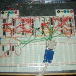 VGA Timing Board