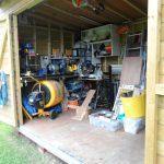 Shed Tidied Up 1