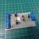 Fan Controller Prototype - Driver Board