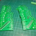 Bathroom Light PCBs Arrive