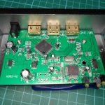 Dynamode Splitter Board